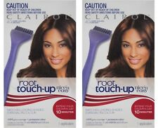 2 x Clairol Nice N Easy Easy Root Touch Up 4g Dark Golden Brown 100% Brand New