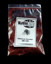 Hibiscus flower sabdariffa powder 1OZ bag