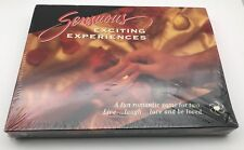 NEW Sensuous Exciting Experiences Board Game Adult Romantic Fantasy Erotic Play