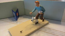 Extremely Rare! Tintin with Snowy Feeding a Bird LE of 500 Figurine Statue