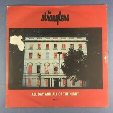 The Stranglers - All Day And Al Of The Night - Viva Vlad! - Epic VICE-1 Ex