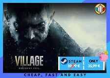 Resident Evil Village - Steam - Download PC Game - No Key Code