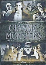 UNIVERSAL CLASSIC MONSTERS COMPLETE 30 FILM COLLECTION 1931-1956 (21 DVDS)  (M)
