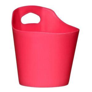 Storage Caddy, Hot Pink Plastic