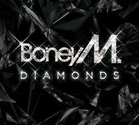 BONEY M. - DIAMONDS (40TH ANNIVERSARY EDITION) BOX 3CD+ VINYL+TSHIRT NEW