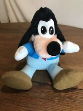 Walt Disney Goofy from Mickey's Christmas Carol small plush animal toy