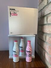 Karl Lagerfeld Diet Coca-Cola Gift Set - Rare limited edition
