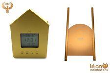 ELITE Chicken House Automatic Door Opener PLUS Metal Chicken Door Coop Coops Hen