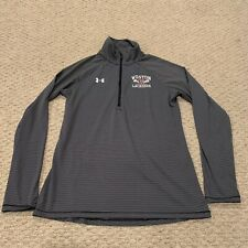Weston Lacrosse Base Layer Under Armour Heat Gear Loose Shirt Mens Small