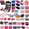 Women Cosmetic Makeup Case Travel Toiletry Handbag Pouch Organizer Storage Bag