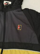 Vintage Nike Tennis Challenge Court Premium Jacket Agassi Sampras 1990s