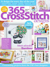 365 CrossStitch Designs Magazine 2015 Volume 4 (new)