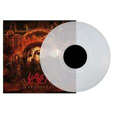 SLAYER - Repentless - LP - clear vinyl - Neu OVP