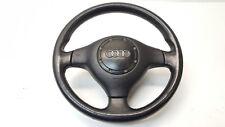 Audi a3 8l volante volante de cuero de cuero airbag 8l0419091 8l0880201j