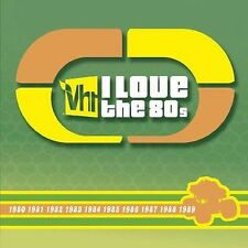 VH1: I Love the '80s by Various Artists (CD, Jun-2004, Rhino (Label))