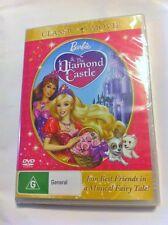Barbie: The Diamond Castle Region4 DVD - BRAND NEW