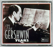 READER'S DIGEST MUSIC THE GERSHWIN YEARS 4 CD SET