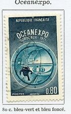 TIMBRE FRANCE OBLITERE N° 1666 OCEANEXPO
