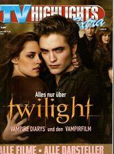 + TV HIGHLIGHTS Extra Alles über TWILIGHT, VAMPIRE DIARIES und den Vampirfilm