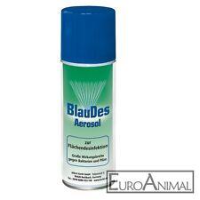 BlauDes - Blauspray Desinfektionspray 200ml Dose - Sprühdose - Blau Des