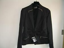 "Amazing jacket ""LOVE MOSCHINO"", brand NEW with tags, ash grey/black, size UK12"