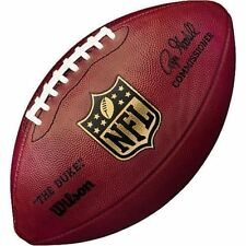 Wilson Official NFL Football Goodell F1100 The Duke