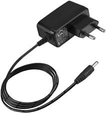 Cargador adaptador de corriente AC/DC Enchufe de la UE para Teclado Inalámbrico Logitech Dinovo Mini