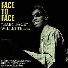 Baby Face Willette – Face To Face CD