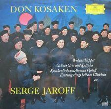DON KOSAKEN CHOR SERGE JAROFF  - LP