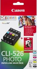 Canon new Value Pack CLI-526