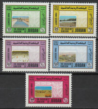 Jordanien Jordan 1983 ** Mi.1238/42 Welternährungstag World Food Day Ernte