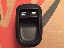 OEM, Peugeot 206 2 Vie Finestrino Elettrico Interruttore, 2 controllo di Windows, nessun interruttore MIRROR