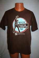 Toby Keith Hookin Up And Hanging Out Concert Tour T-Shirt Large Country Ford
