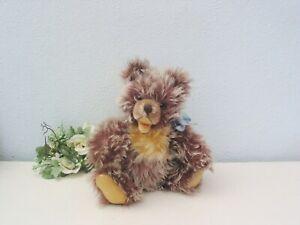 Brown STEIFF TEDDY ZOTTY, 28 cm with ID