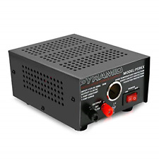 Pyramid Bench Power Supply Ac To Dc Power Converter 50 Amp Power Sup New