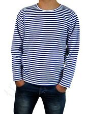Russian,Navy,Telnyashka,Marine Sailor T Shirt children long sleeve 100% cotton