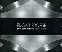Edgar Froese - Solo [1974-1983] The Virgin Years [CD]