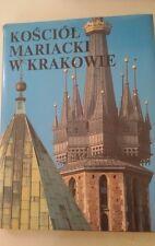 Kosciol Mariacki W Krakowie (German) Hardcover –1990 by Jan Samek  (Author)