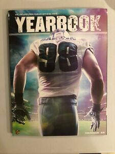 2015 PHILADELPHIA EAGLES OFFICIAL YEARBOOK CHIP KELLY BRADFORD MURRAY SANCHEZ