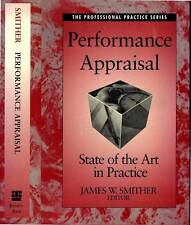 JAMES SMITHER PERFORMANCE APPRAISAL STATE OF THE ART IN PRACTICE