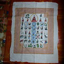 Beautiful handmade Buddha Temple cloth from Doi Suthep,Chiang Mai Thailand#4