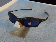 Oakley ☯☯ CUSTOM JULIET CARBON ☯☯ ICHIRO BLUE IRIDIUM ☯COLLECTOR'S☯ BLUE PADS☯