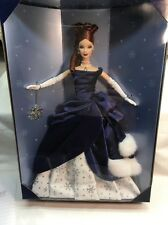 Limited Edition Holiday Treasures Barbie 2001 52682