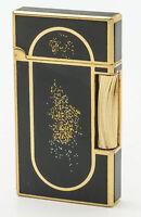 Lexing 9165 Gasfeuerzeug Feuerzeug golden