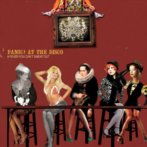 Panic! At The Disco : A Fever You Can't Sweat Out CD (2006) Fast and FREE P & P