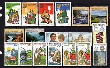 New Zealand - 1981 onwards - mnh collection
