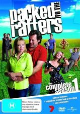 Packed To The Rafters : Season 1 (DVD, 2009, 6-Disc Set) New Sealed TV Australia