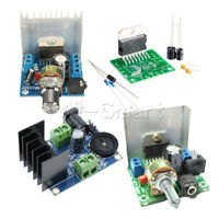 AC/DC 6-18V TDA7297 Digital 2x15W 2 CH Audio Stereo Amplifier Board Module