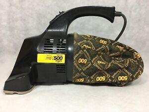 Royal 500 Dirt Devil Handheld Vacuum Vintage Black