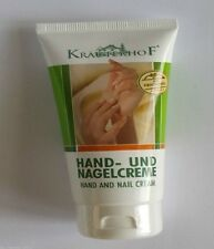Krauterhof Hand & Nail Cream with Panthenol - Parabens Free BEST QUALITY